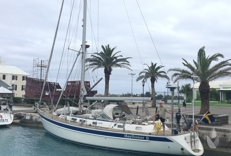 Hallberg Rassy 46 Mayflower II