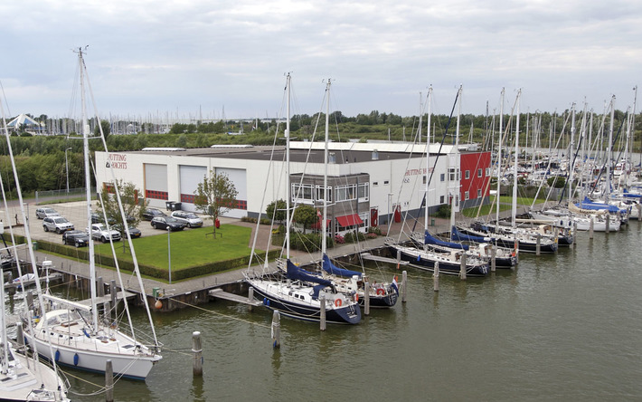 Hutting Yachts Yard