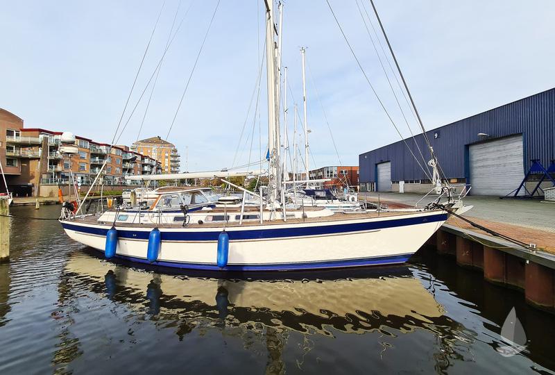 Hallberg Rassy 45 Voyager